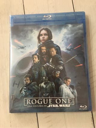 Rogue one. Dvd.