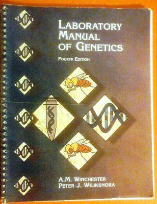 LIBRO GENETICA EN INGLES