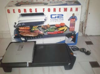 Plancha George Foreman G2 **Rebajado**