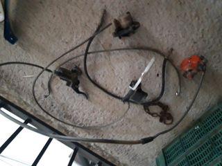 Bombas de freno y pinzas de varias motos