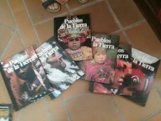 Coleccion libros pueblos de la tierra