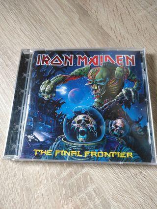 CD Iron Maiden
