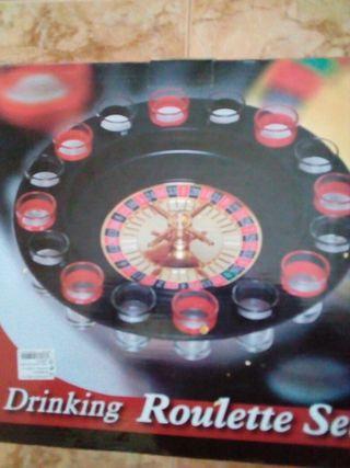 juego ruleta-chupitos