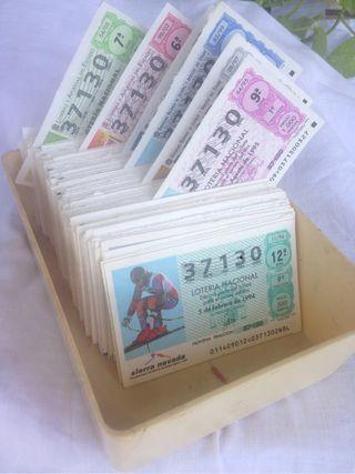 Numeros de loteria
