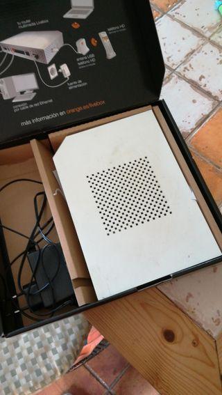 router multimedia livebox 2.1 orange
