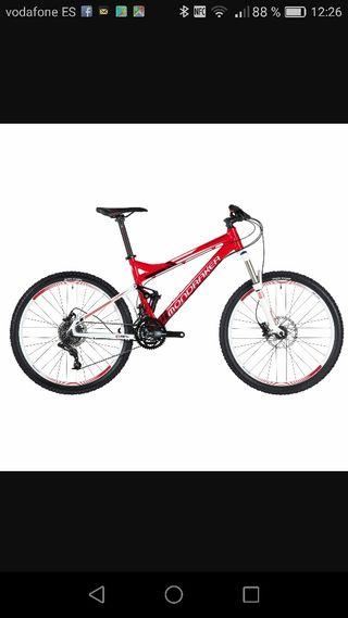 Bicicleta mondraker tracker