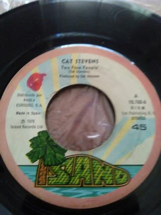 Disco vinilo single Cat Stevens