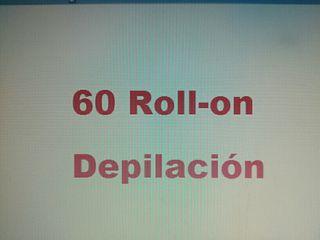 Roll-on depilacion