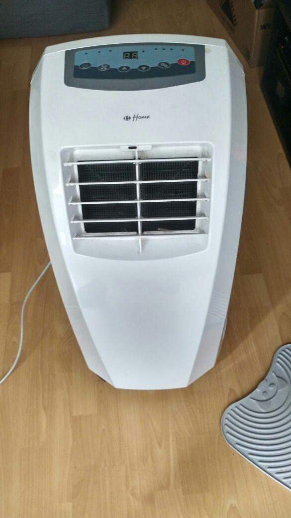 climatizador portátil/pingüino