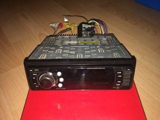 Radiocasete - equipo - altavoces