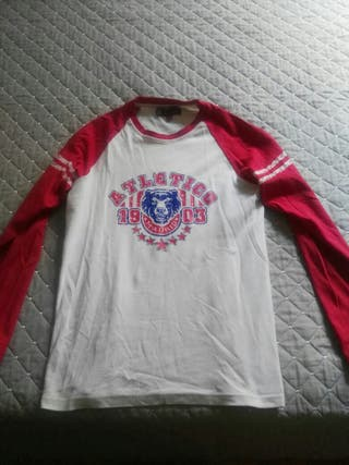 camiseta atletico de madrid wallapop
