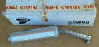 Tubo escape Yamaha r6 2003-2005