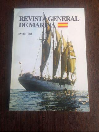 """Libros de la Marina ,Todos juntos """"Revista General de la Marina"""""""