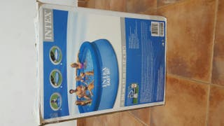 Piscina Intex borde hinchable