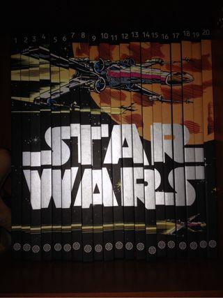 Cambio o vendo!!Coleccion comics star wars