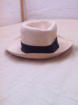 Sombrero panama de segunda mano en la provincia de Madrid en WALLAPOP 8933530c17a