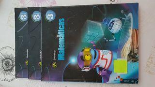 Matematicas 3EP