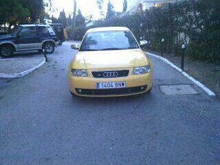 Audi S3 2002 acepto coche como parte de pago
