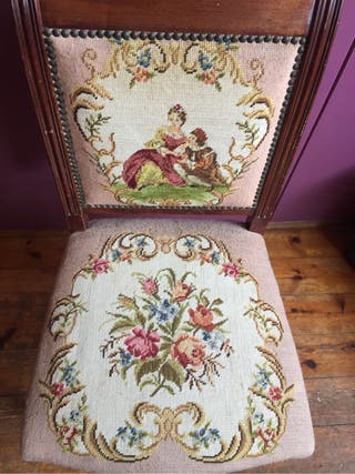 Silla-Cadira