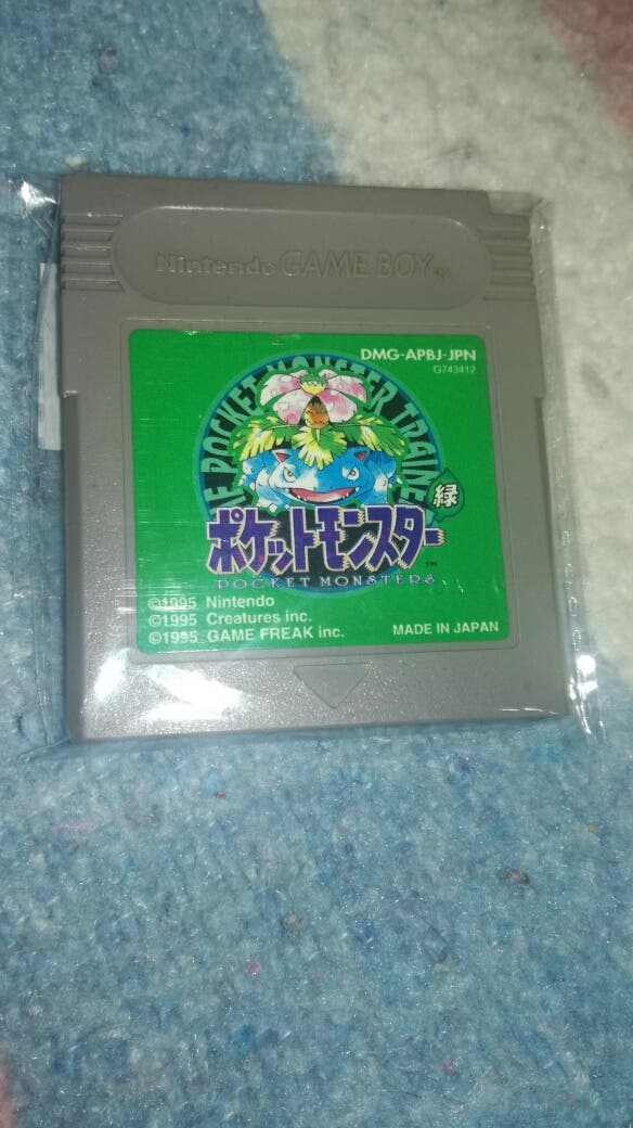 juego de pokemon verde