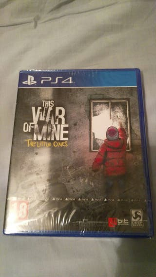 This War of Mine - The Little Ones - PS4