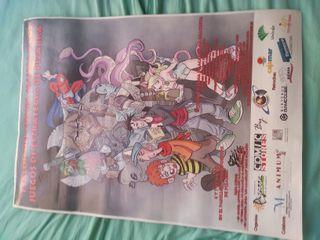 posters DIGiMON, SEÑOR DE LOS ANILLOS