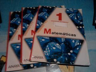 Matematicas 1° ESO