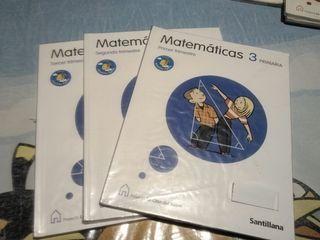 Matemáticas 3°