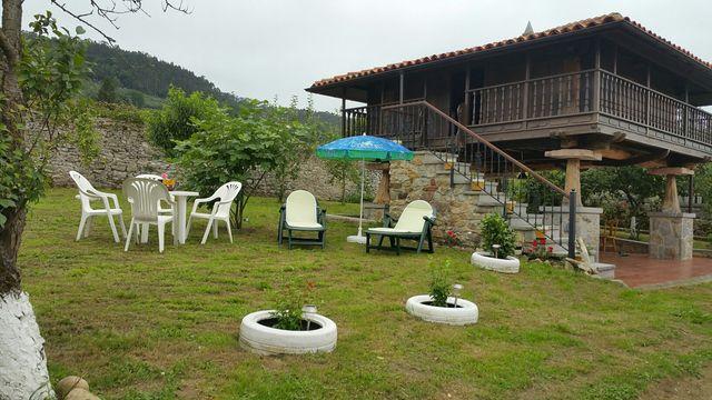 alquiler hórreo asturiano