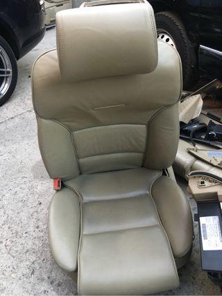 Audi A8 Interior Cuero