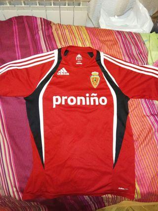 Real Por Zaragoza De Camiseta Segunda Adidas 30 Entrenamiento Mano 5w0xZUzvq