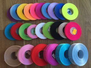 Lazos cintas manualidades