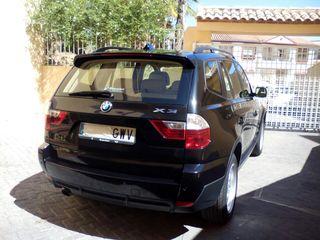 BMW X3 20D XDrive 2010