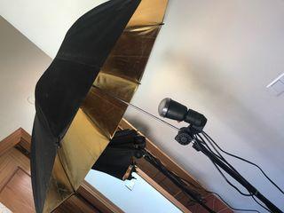 Parasoles de fotografía