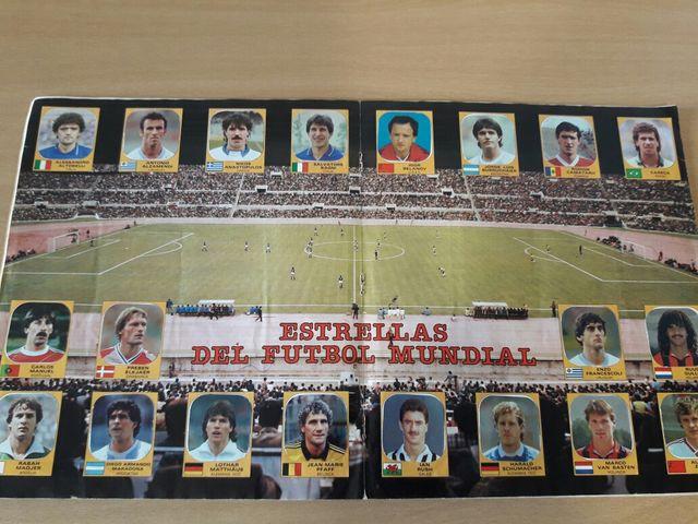 Album futbol 88.