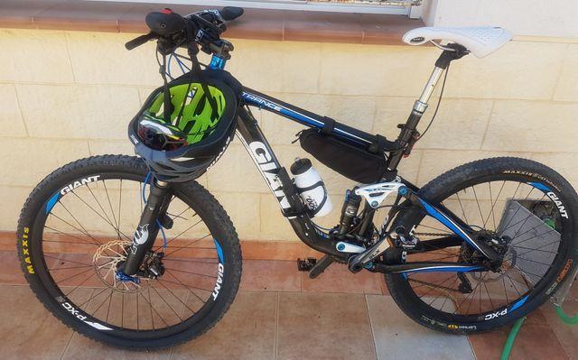 Bicicleta Giant trance x3