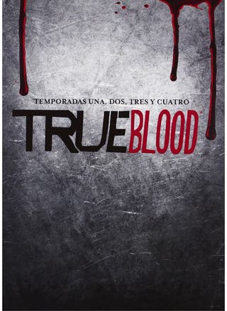 True blood temp. 1 a 3 Dvd