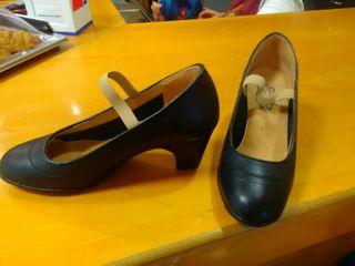 zapatos semi profesionales