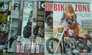 Revistas moto