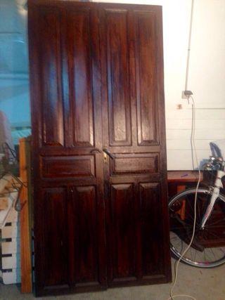 Puertas antiguas de paso de segunda mano por 125 en for Puertas de paso segunda mano