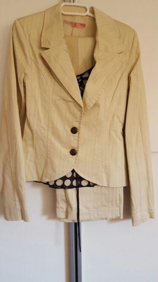 conjunto chaqueta
