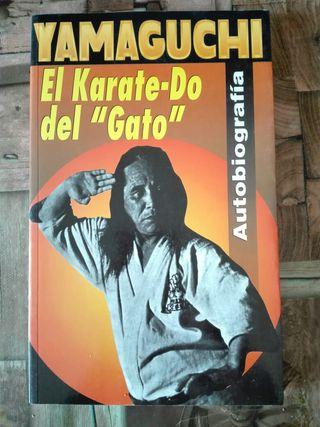 Libro «El karate -do del «Gato»)