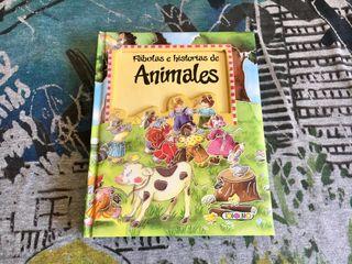 Fábulas e Historias de Animales - Edic. Todolibro