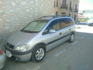 Opel Zafira 7 plazas,