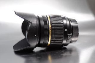 Objetivo fotografía Tamron 17-50 2.8 Nikon