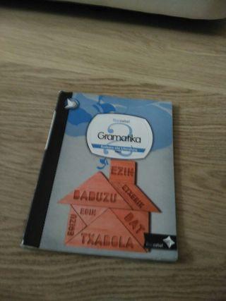 libro de Euskera 2 ESO