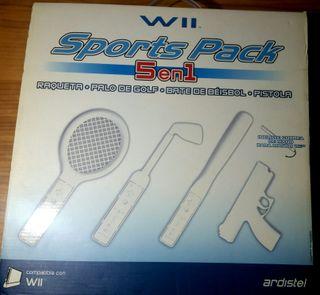 Wii accesorios