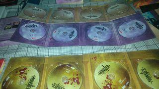 Edición limitada DVD Monster.