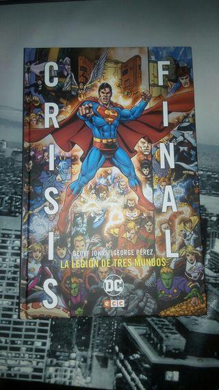 Libro/Comic Crisis Final