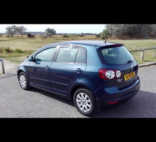 Volkswagen Golf plus 2008 1.9 TDI